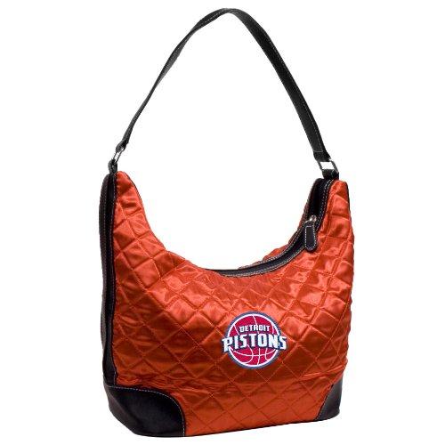NBA Team Farbe gesteppt Hobo Detroit Pistons