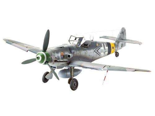 Revell of Germany Messerschmitt Bf109 G-6 Plastic Model Kit (109 Kit)