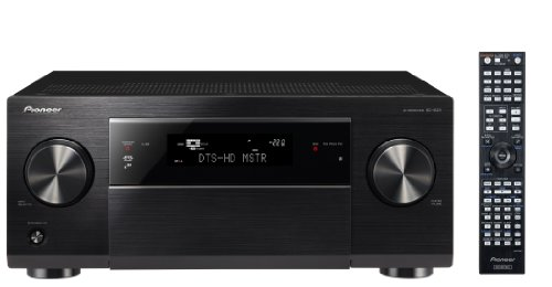 Pioneer SC-1523-K 9.2-Channel Network A/V Receiver by Pioneer