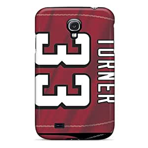 New Atlanta Falcons Tpu Case Cover, Anti-scratch UmOqY757KvUXJ Phone Case For Galaxy S4