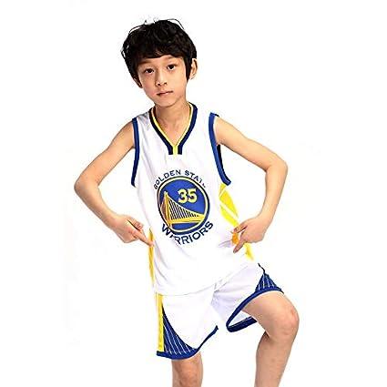 Ropa de Baloncesto para niños - Traje de Baloncesto de ...