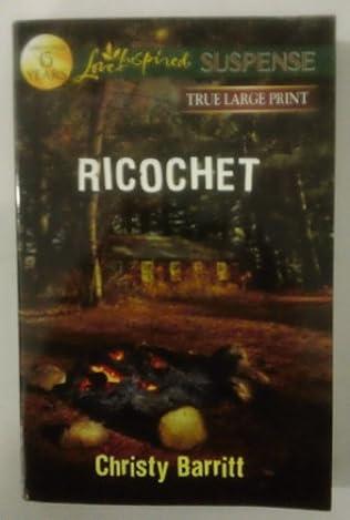 book cover of Ricochet