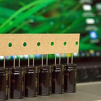 10pz 1000uF 16V 105℃ Radiale Electrolytic Condensatore Electrolytic Capacitors