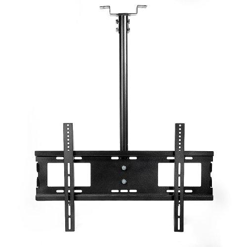 Henxlco Ceiling TV Mount Swivel Tilt Plasma LCD LED Flat Screen Panel Height Adjustable Bracket 32 37 40 42 47 50 52 55 60