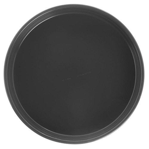 Chicago Metallic Exact Stack Hard Anodized Aluminum Pre-Seasoned Deep Dish Pizza Pan - 12
