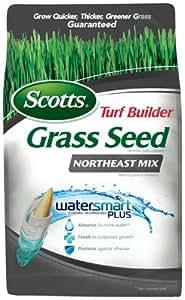 Scotts Lawns 17933 Turf Builder Northeast Grass Seed Mix, 7-Lbs. - Quantity 4