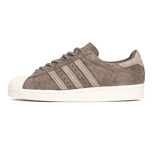 Sneaker ADIDAS ORIGINALS SUPERSTAR 80s Color Marrone
