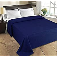 The Home Talk Polar Fleece Single/Double Bed Blanket, Soft
