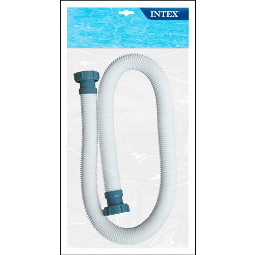Intex 1.5' Diameter Accessory Pool Pump Replacement Hose - 59' Long - Set of 2
