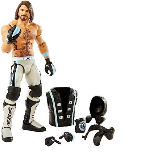 WWE Top Picks AJ Styles Elite Collection Figure (Elite Mattel Wwe)