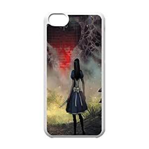 Alice in Wonderland Phone Case For Iphone 5c FNWT-L867051