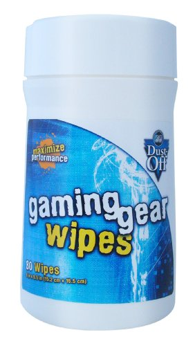 Falcon Gaming Gear Wipes 80 ct. Tub (The Falcon Controller)