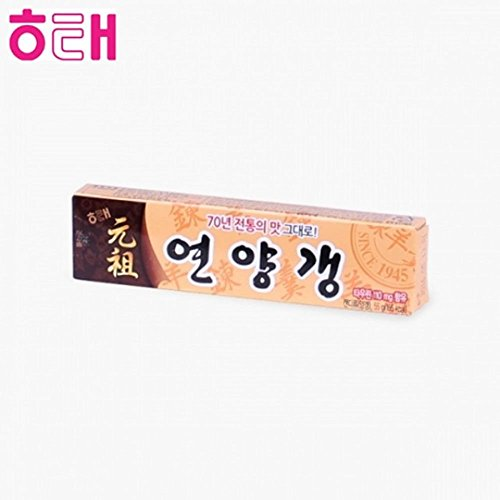 Sweet Jelly Paste Red Bean Grain Syrup Youkan Korean 55G X 2