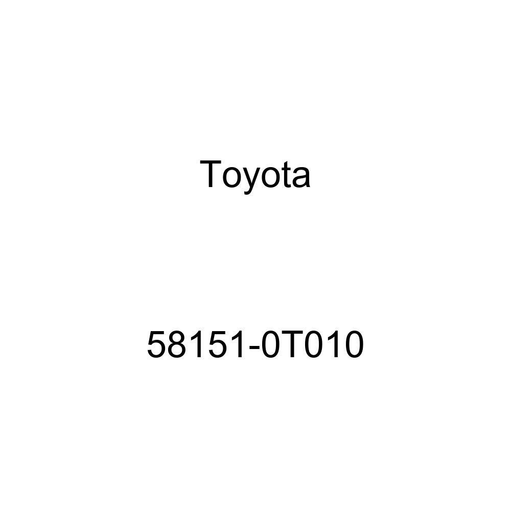 TOYOTA 58151-0T010 Floor Heat Insulator