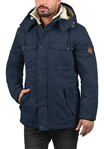 Hombre Chaqueta Invierno de BLEND Kenneth Navy 70230 para pXtx54qH5w