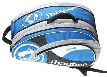 Jhayber - Paletero pádel olimpia, color azul: Amazon.es: Deportes y aire libre