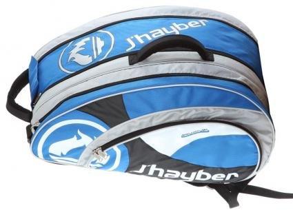 Jhayber - Paletero pádel olimpia, color azul: Amazon.es: Deportes ...
