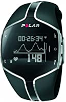 Polar FT80 Heart Rate Monitor Watch (Black) from Polar