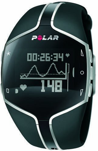 Polar FT80 Heart Rate Monitor Watch - Polar Stopwatch
