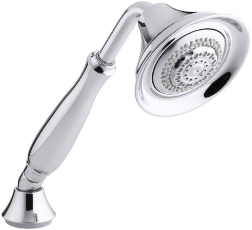 KOHLER K-10286-CP Forte Multifunction Handshower, Polished Chrome