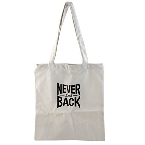 Sourcing Map Canvas Bag For School Books Of Various Storage Portable Stand Alone Anymore Shoulder Back / Zipper