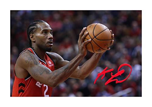 Engravia Digital Kawhi Leonard (2) NBA Toronto Raptors ...