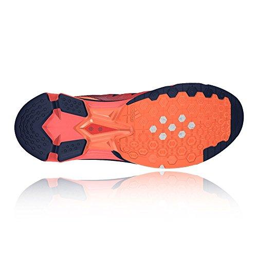 adidas Volley Response 2 B Innen Schuh - SS17 Blau (Azumis/narbri/corsen)