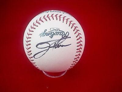Signed Jim Thome Ball - Major League JSA Certified - Autographed Baseballs - Jim Thome Signed Mlb Baseball
