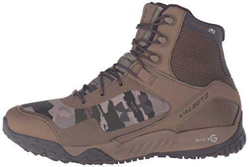Under Armour Men s Valsetz RTS botas de senderismo Ridge Reaper Camo Barren/Uniform/Hearthstone
