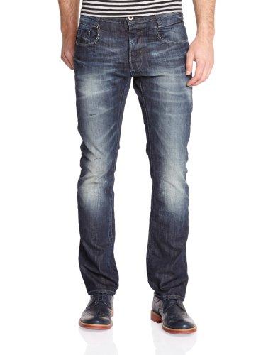 G-STAR Herren New Radar Slim Jeans, Blau (dk aged 5201), W31/L34