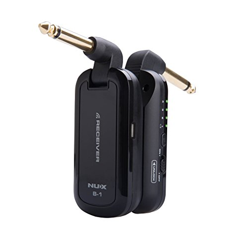 NUX B-1 Wireless Guitar System 2.4GHz Rechargeable