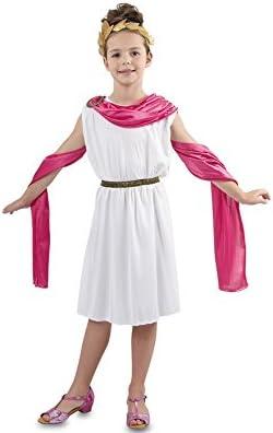 Disfraz Romana Niña T.7-9: Amazon.es: Hogar