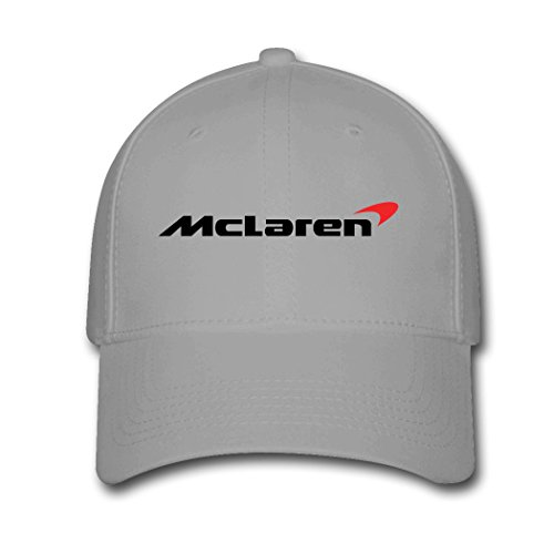 Adjustable McLaren Racing Baseball Cap Running Cap - Running With Hat