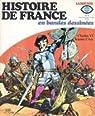 Histoire de France en BD, tome 09 : Charles VI - Jeanne d'Arc par Mora