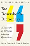 The Describer's Dictionary, David Grambs and Ellen S. Levine, 0393346161
