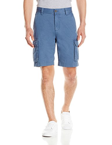 Amazon Essentials Men's Classic-Fit Cargo Short, Blue, 38