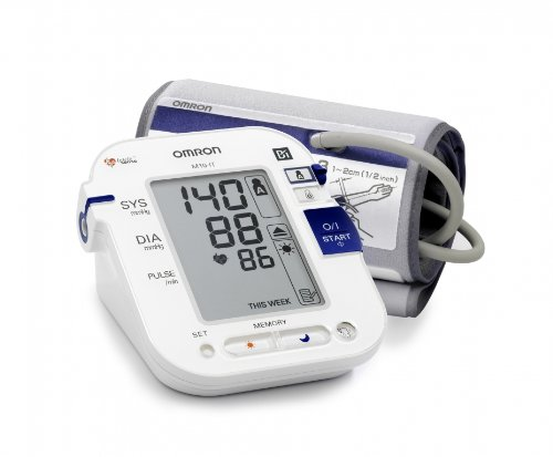 Omron M10-IT Upper Arm Blood Pressure Monitor 2017
