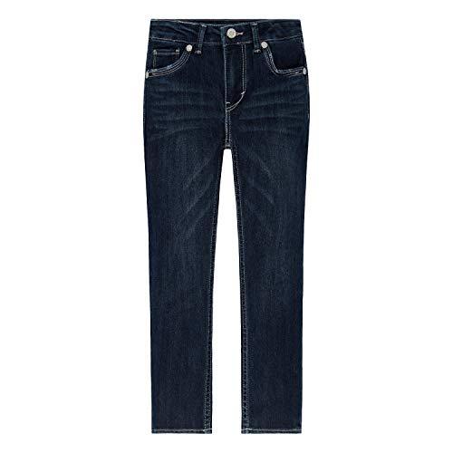 Levi's Girls' 711 Skinny Fit Jeans , Trinity, 6 ()