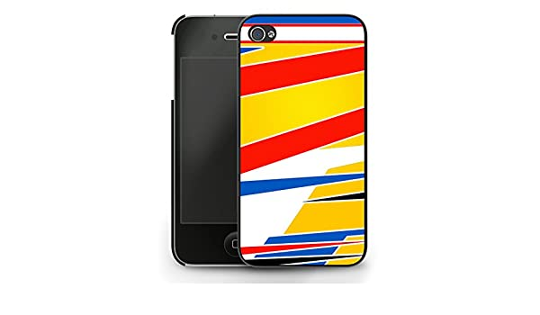 De casco de Fernando Alonso iPhone 5/5S funda - negro: Amazon.es: Electrónica