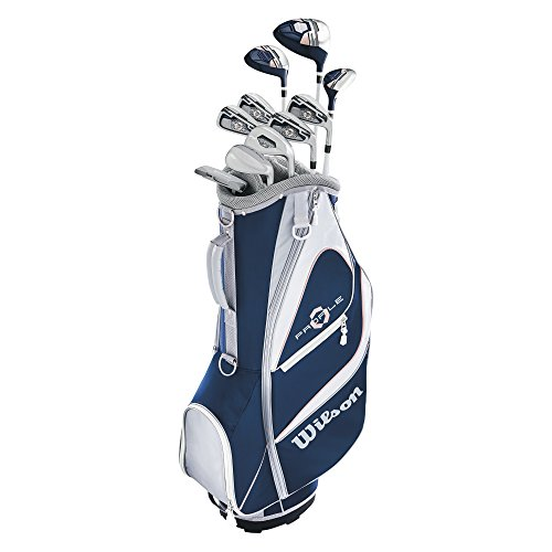Wilson Women's Profile XD Golf Complete Set Carry Ladies Right Hand