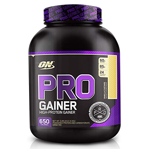 Optimum Nutrition Pro Gainer Double Chocolate, 5.08 lbs.