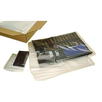 Laddawn 287 - Bolsas de polietileno planas (26 x 30