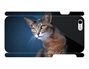 iPhone 6 cover case Animals Cat Face by heat sublimation