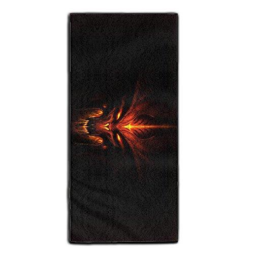 [ARPG Diablo 3 Fathom Studios Logo Sports Towels] (Diablo Reaper Of Souls Costume)
