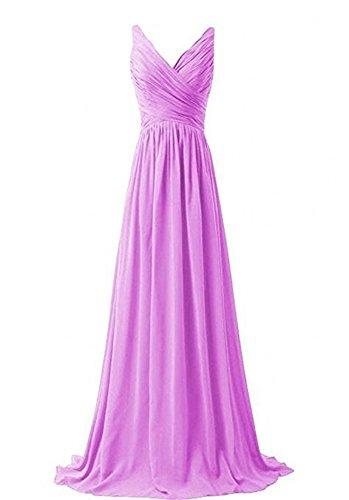 of Damen Linie Leader Beauty the Liliac A Kleid t8dqXaw
