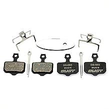 Bike Disc Brake Pads for Avid Elixir E1 E3 E5 E7 E9 CR?X0 XX DB1 DB2 DB3 Disc Brake Pads Made Of Kevlar Fiber and Copper Stronger Braking Power Less Noise