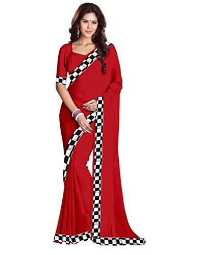 (CC5 Chiffon Sequin Party Wear Formal Indian Saree Sari)