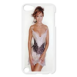 Ipod Touch 5 Case Jennifer Lopez Sexy, Ipod Touch 5 Cases for Girls Cute - [White] Yearinspace