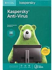 KASPERSKY ANTI-VIRUS 2020-4 مستخدمين - إصدار أصلي للشرق الأوسط - عام واحد