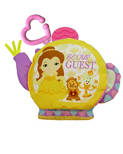 Disney Princess Soft Book, Belle